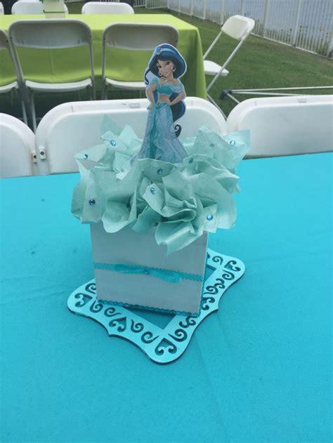 disney princess table centerpiece disneyprincess birthdayparty decor