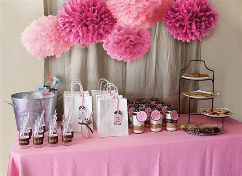 girl milk themes 11 best cookies and milk party images on pinterest