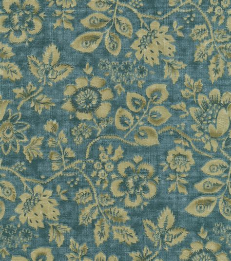 home decorator fabric home decor print fabric braemore miss kitty denim jo ann