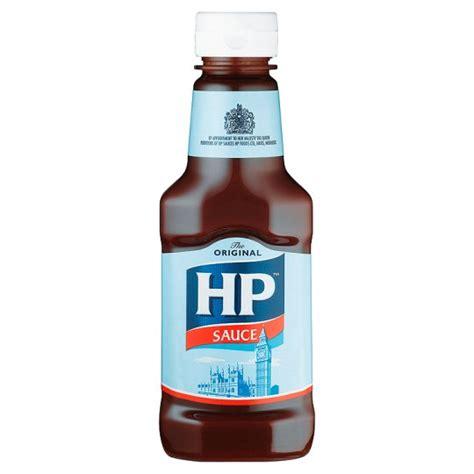 hp brown sauce handy pack 285g groceries tesco groceries