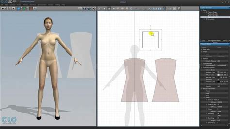 patternmaking for fashion design 3rd edition pdf 3d clothing making dress 2 arranging pattern on vimeo