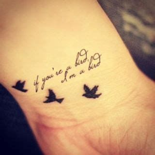 if your a bird im a bird tattoo bird tattoos birds and tattoos and on