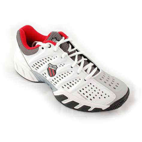 k swiss tennis shoes k swiss s bigshot light tennis shoes white