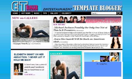 Entertainment Templates For Blogger | free templates blogger bloggertemplatesvip blogspot com