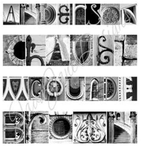 printable architectural letters alphabet photo letter art letter photography your name