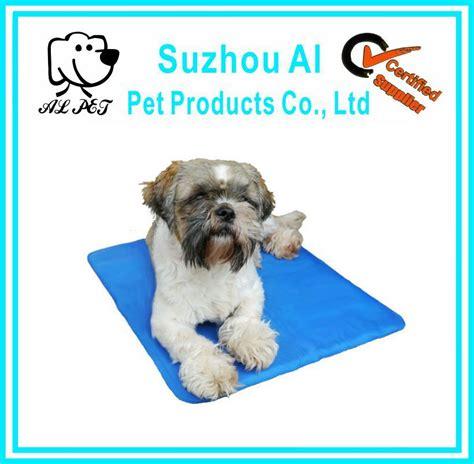 Printed Cooling Gel Pad new brand printed gel pet cooling pad buy pet