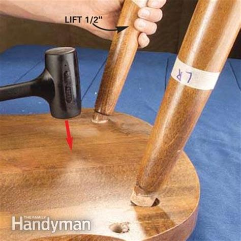 how to fix a recliner chair fix a wobbly chair reglue a wooden chair the family