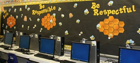 computer lab themes elementary elementary computer lab ideas pictures to pin on pinterest
