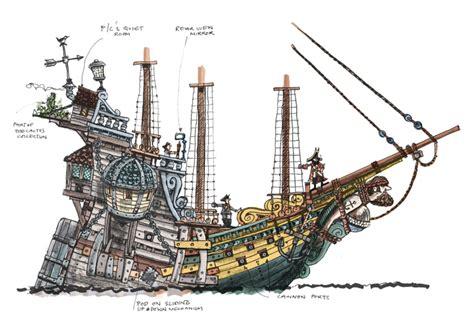 pirate ship diagram pirate ship diagram cake ideas and designs