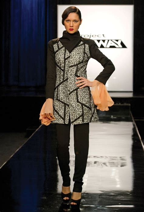 project runway bravo tv official site tattoo design bild layana aguilar s episode 12 look inspired by barcelona