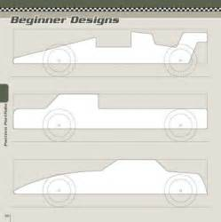 pinewood derby design templates pinewood derby car templates