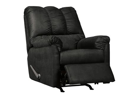 black rocker recliner darcy black rocker recliner