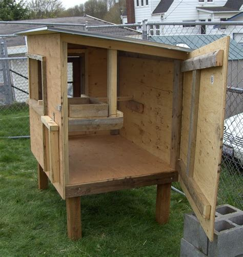 Custom Coop Construction Ideas Seattle Chicken Ranching Small Backyard Chicken Coop Plans Free