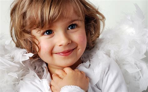 cute child cute haircut baby girl wallpapers hd wallpapers id 18264