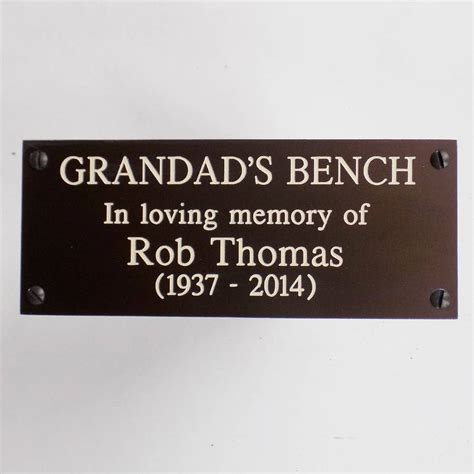 in loving memory bench in loving memory benches benches