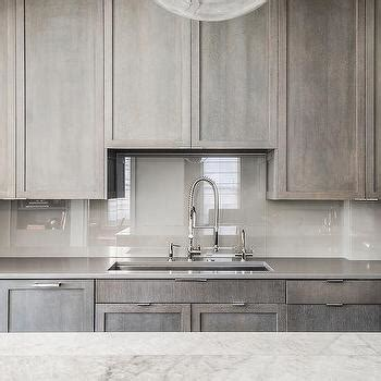 grey wash kitchen cabinets gray quartz countertops design ideas