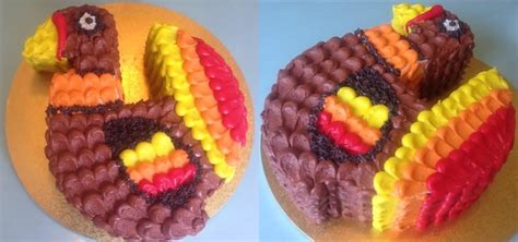 Turkey Turkey Turkey I Made It Out Of Clay Oh Wait Wrong by How To Make An Easy Turkey Shaped Cake For Thanksgiving