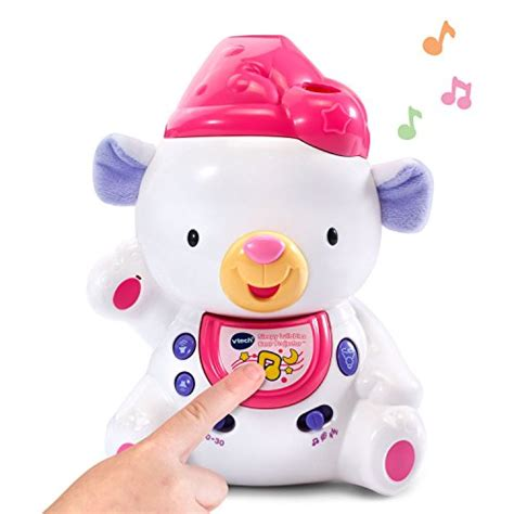 Vtech Crib by Vtech Baby Sleepy Lullabies Projector Pink Baby Toys Zone