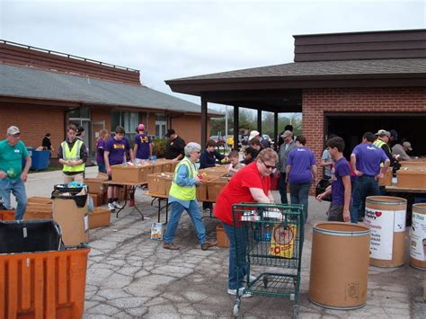 New Berlin Food Pantry by Stories Rotary Club Of New Berlin