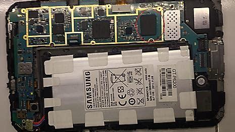Ac Samsung Skema proses angkat emmc tahap awal v tiga and repair