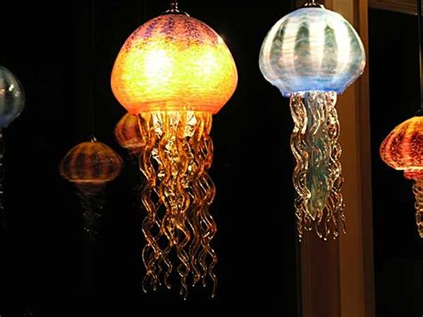 1000 Images About Jellyfish Chandeliers On Pinterest Jellyfish Chandelier
