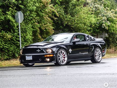 ford mustang shelby gt500 snake signature edition