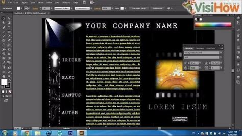 adobe illustrator cs6 templates use templates to create a new document in adobe
