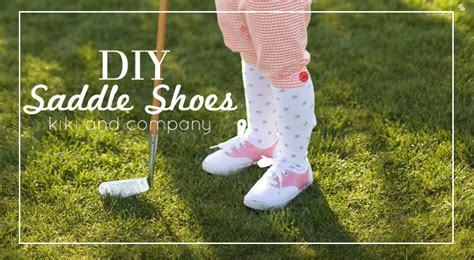 saddle shoes diy diy saddle shoes tutorial company