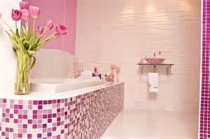 Pink And Grey Bathroom Decor » New Home Design