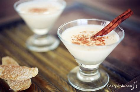 gingerbread martini recipe spiced gingerbread martini recipe