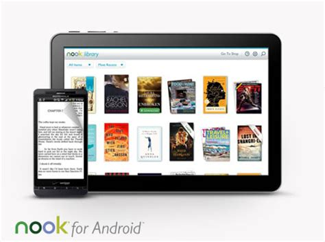 android for nook nook for android barnes noble