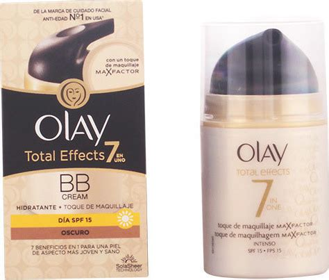 Olay Total Effects 50 Gr olay total effects bb moisturizing makeup spf15 50ml