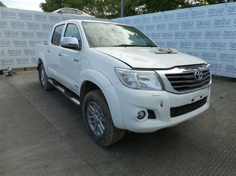 toyota hilux car parts wigan for sale