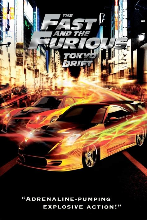movie fast and furious tokyo drift the movies database posters the fast and the furious