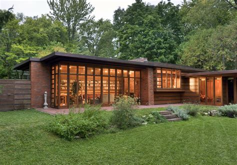 frank lloyd wright style houses herbert jacobs house i madison wisconsin 1937 frank
