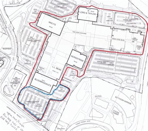 tysons corner mall map tysons chamber charity 5k