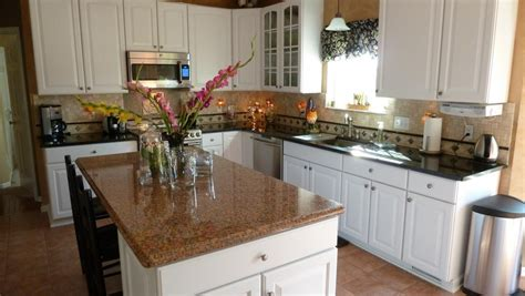 two simple ideas to keep your granite countertop clean