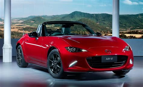 mazda miata 2016 mazda mx 5 miata unveiled the official blog of