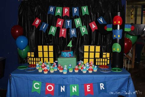 PJ Masks Birthday Party Ideas   Photo 1 of 11   Catch My Party