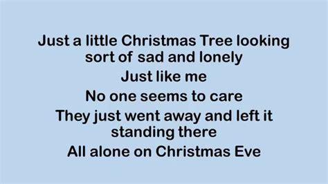 little christmas tree lyrics the jackson 5 youtube