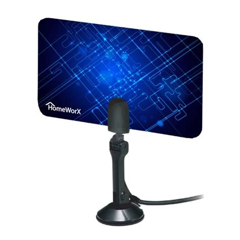 best indoor antenna for digital tv homeworx hdtv digital