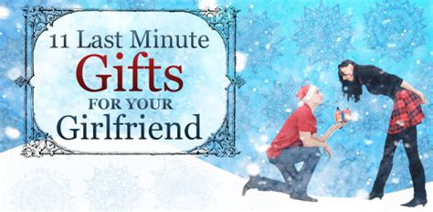 gifts for your wife 11 last minute gifts for your girlfriend