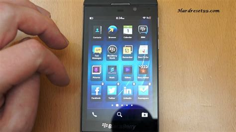 reset blackberry 10 blackberry z10 hard reset how to factory reset