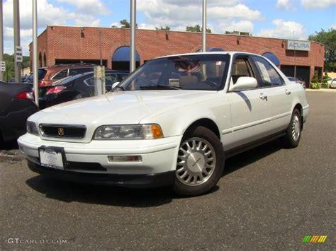 acura legend 1993 1993 sirius white pearl acura legend ls sedan 53247838