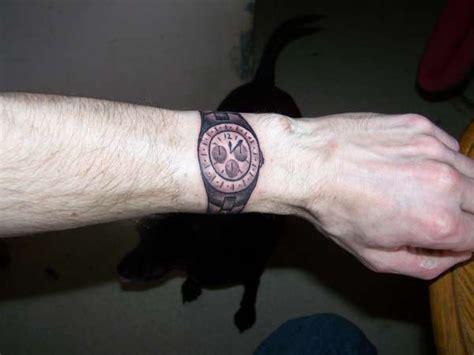 tattoo wrist watch 100 unique watch tattoos