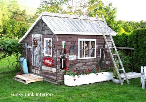 decorating  great outdoors  junk  gitter