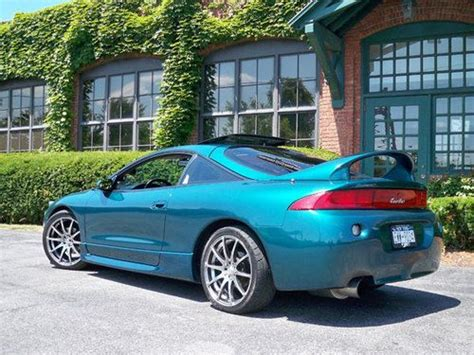 modified mitsubishi eclipse gsx sell used 1998 mitsubishi eclipse gsx modified only