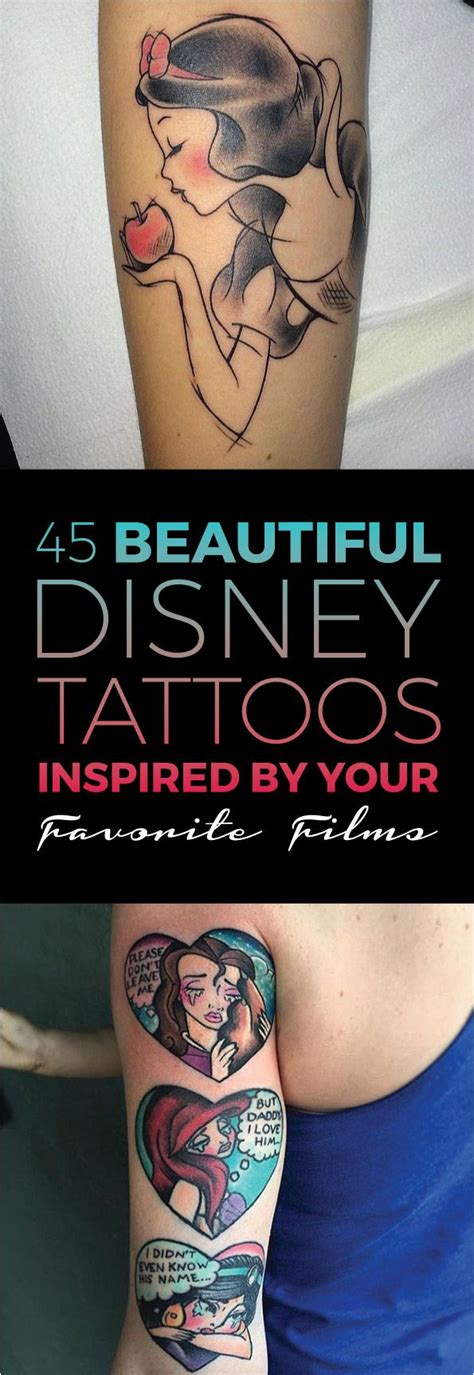 disney inspired tattoos 17 best ideas about disney tattoos on tattoos