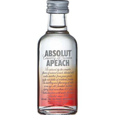 Summer Reading Milk Eggs Vodka by Absolut Vodka Flavour Mix Miniatures 4x50ml Woolworths