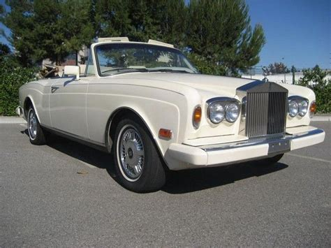 rolls royce 80s 296 best 80s cars images on pinterest dream cars cars